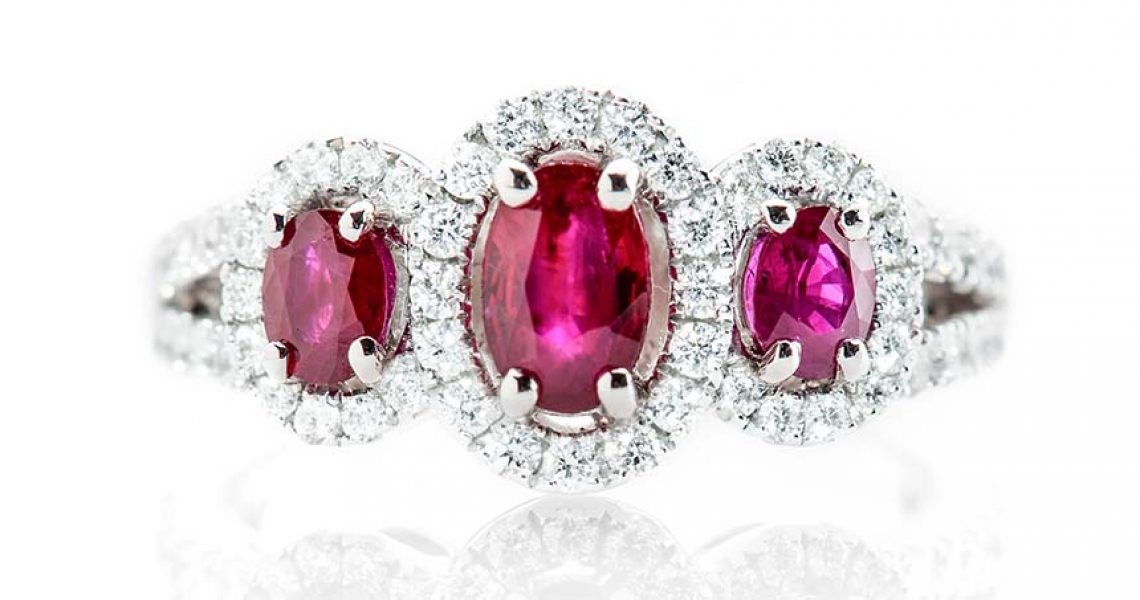 Bloom Collection gemstone jewellery- an explosion of summer colour